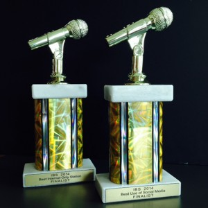 UCCS Radio will have the chance to bring home three IBS Radio Golden Microphone Trophies  from New York City on March 7.